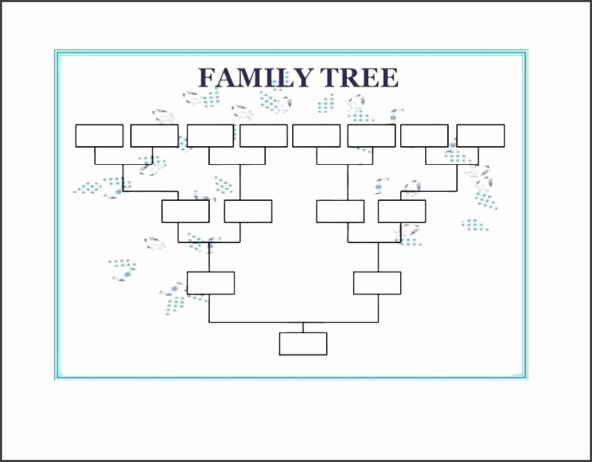 Family Tree Template for Mac Luxury Tree Plan Excel Family Tree Template Excel Family Tree