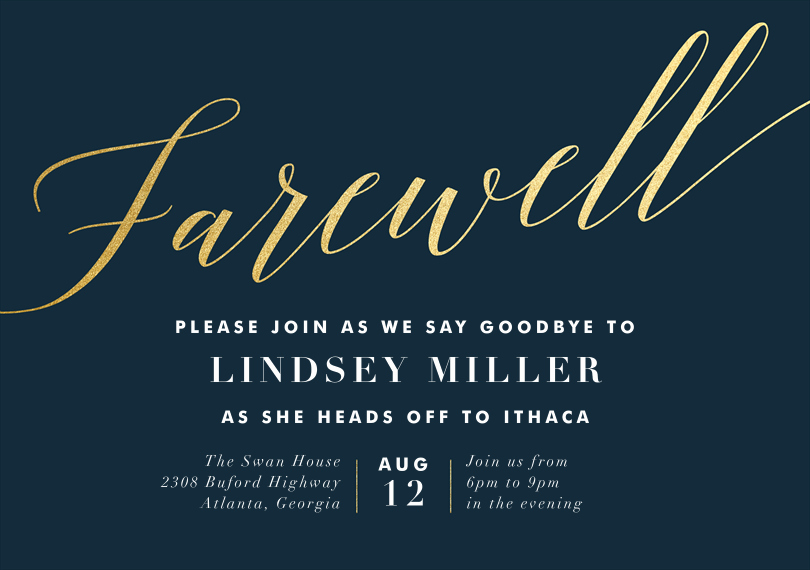 Farewell Party Flyer Template Free Beautiful Farewell Invitation Template Farewell Party Invitations
