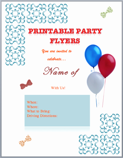Farewell Party Flyer Template Free Best Of Free Printable Farewell Flyer Template