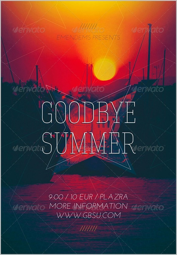 Farewell Party Flyer Template Free Inspirational Farewell Flyer – 13 Free Psd Eps Illustrator format