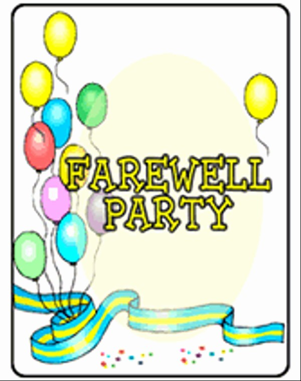 Farewell Party Flyer Template Free Lovely 15 Farewell Lunch Invitation Jpg Vector Eps Ai