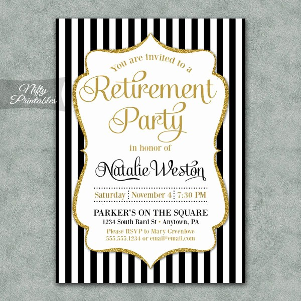 Farewell Party Flyer Template Free Luxury 12 Retirement Party Invitations Psd Ai