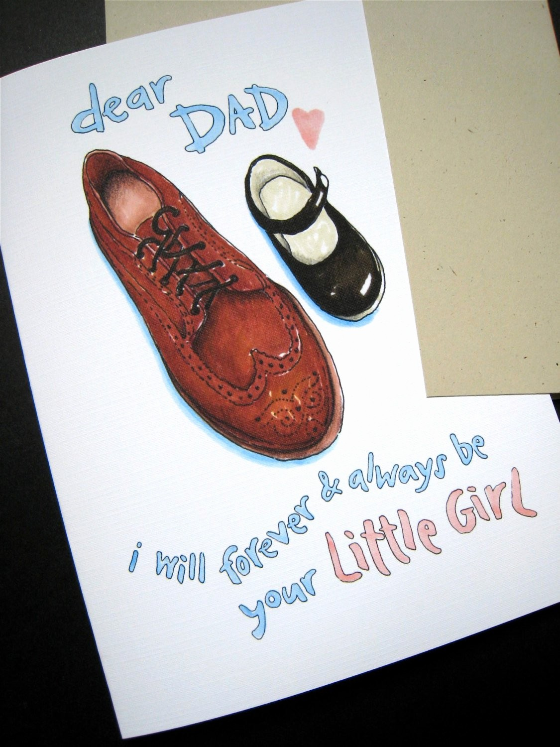 Fathers Day Card From Daughters Awesome Dad Daughter Card Father Of the Bride Card Dad Wedding