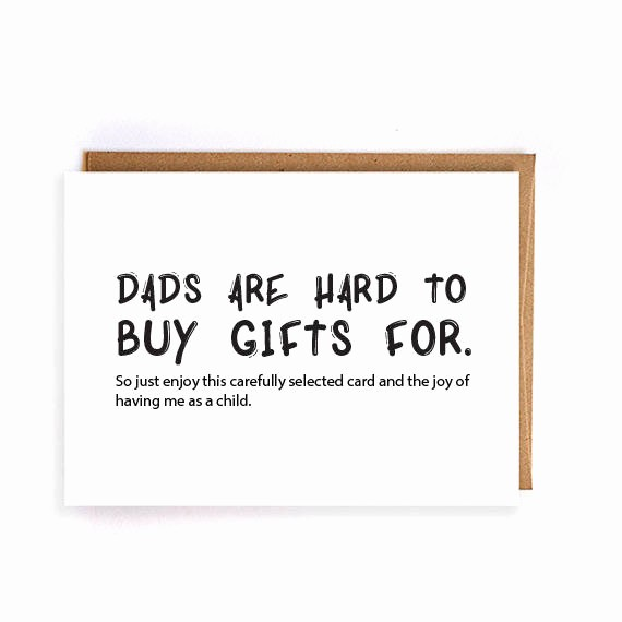 Fathers Day Card From Daughters Beautiful Funny Fathers Day Card Husband Card From Daughter Fathers