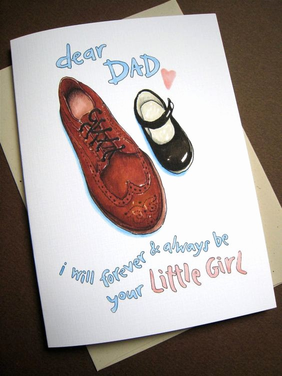 Fathers Day Card From Daughters Fresh Fathers Day Card From Daughter Dad Daughter Card Dad