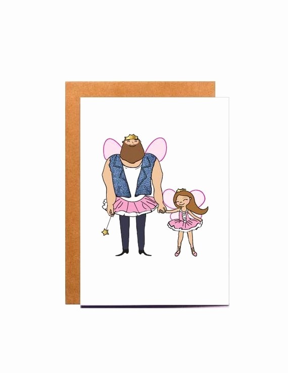 Fathers Day Card From Daughters Inspirational Dad Birthday Card Father Daughter Card Daddy by