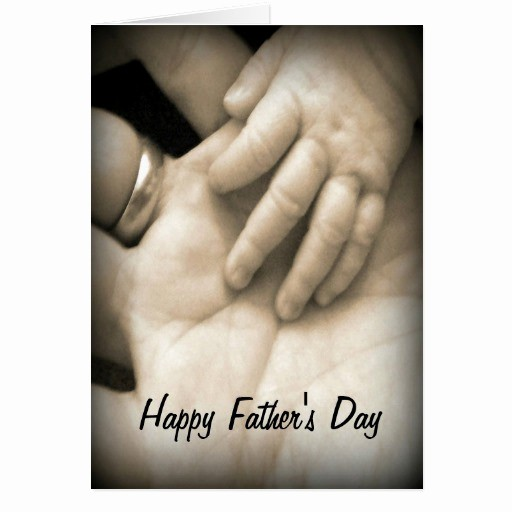 Fathers Day Card From Daughters Inspirational Happy Father S Day Dad From son or Daughter Card