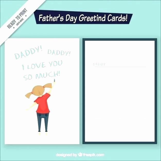 Fathers Day Card From Daughters Inspirational Printable Funny Father S Day Cards Fathers From Daughter