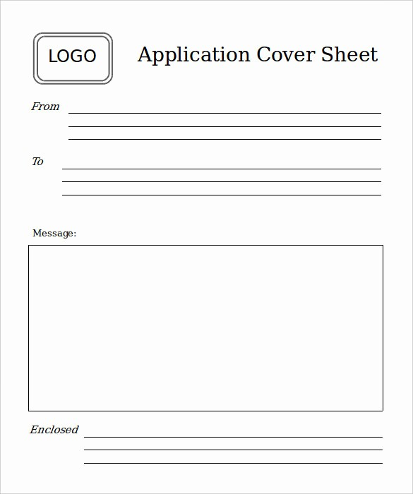 Fax Cover Sheet Download Free Luxury 7 Basic Fax Cover Sheet Templates Free Sample Example