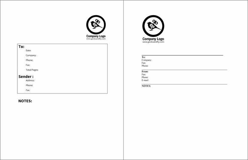 free microsoft office professional fax cover sheet template
