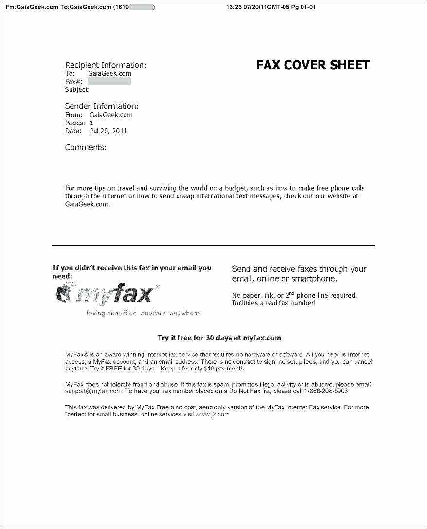 Fax Cover Sheet Microsoft Office Unique Word Fax Cover Sheet Template