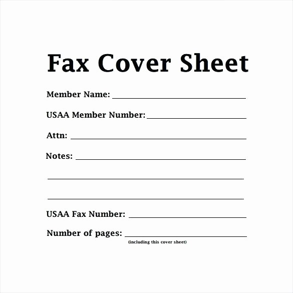 Fax Cover Sheet Template Microsoft Luxury Word 2003 Free