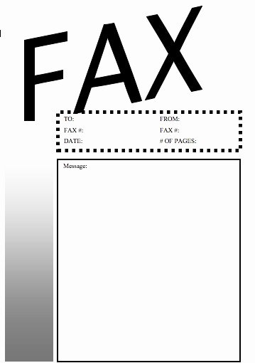 Fax Cover Sheet with Logo Lovely Basic 4 Fax Cover Sheet at Freefaxcoversheets