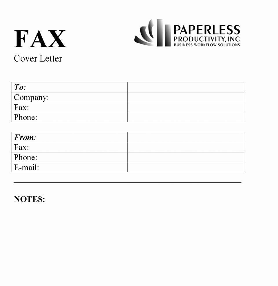 Fax Cover Sheet Word Document Luxury Fax Cover Sheet Template Word