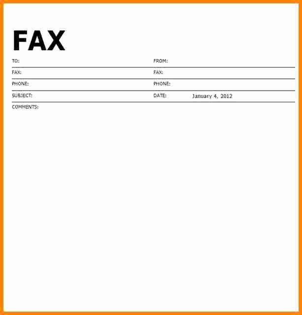 Fax Front Cover Sheet Template Luxury Fax Cover Sheet Google Doc Cover Letter Samples Cover