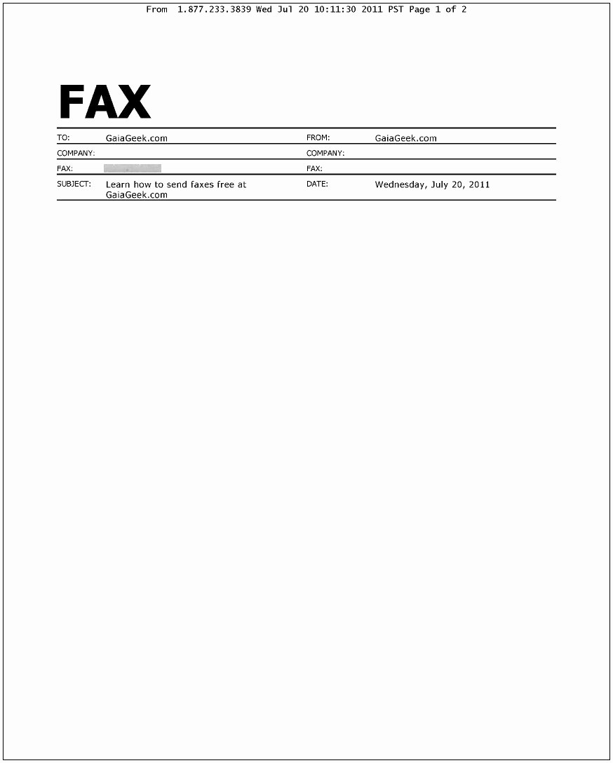 Fax Template In Word 2010 Elegant Fax Cover Sheet Template Word 2010