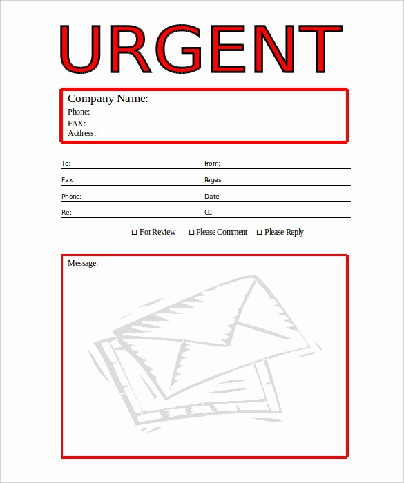 Fax Template In Word 2010 Lovely 9 Business Fax Cover Sheet Templates Free Sample