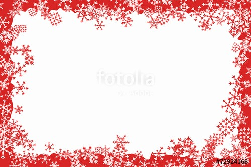 "Festive Borders for Word Document Beautiful ""christmas Border"" Immagini E Vettoriali Royalty Free Su"