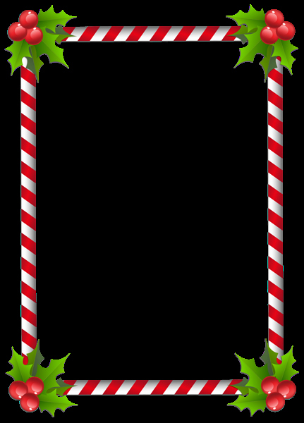 Festive Borders for Word Document Best Of Christmas Transparent Classic Frame Border