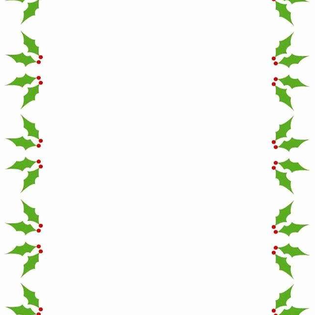 Festive Borders for Word Document Inspirational Free Christmas Borders and Frames