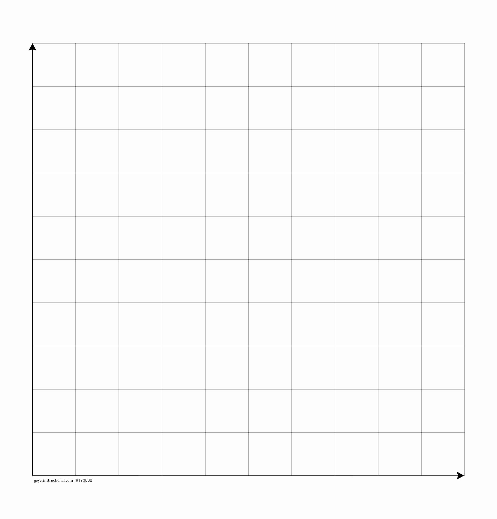 "Fill In Graph Paper Online Fresh Dry Erase Graph Magnets 10x10 2"" Squares 1st Quadrant"
