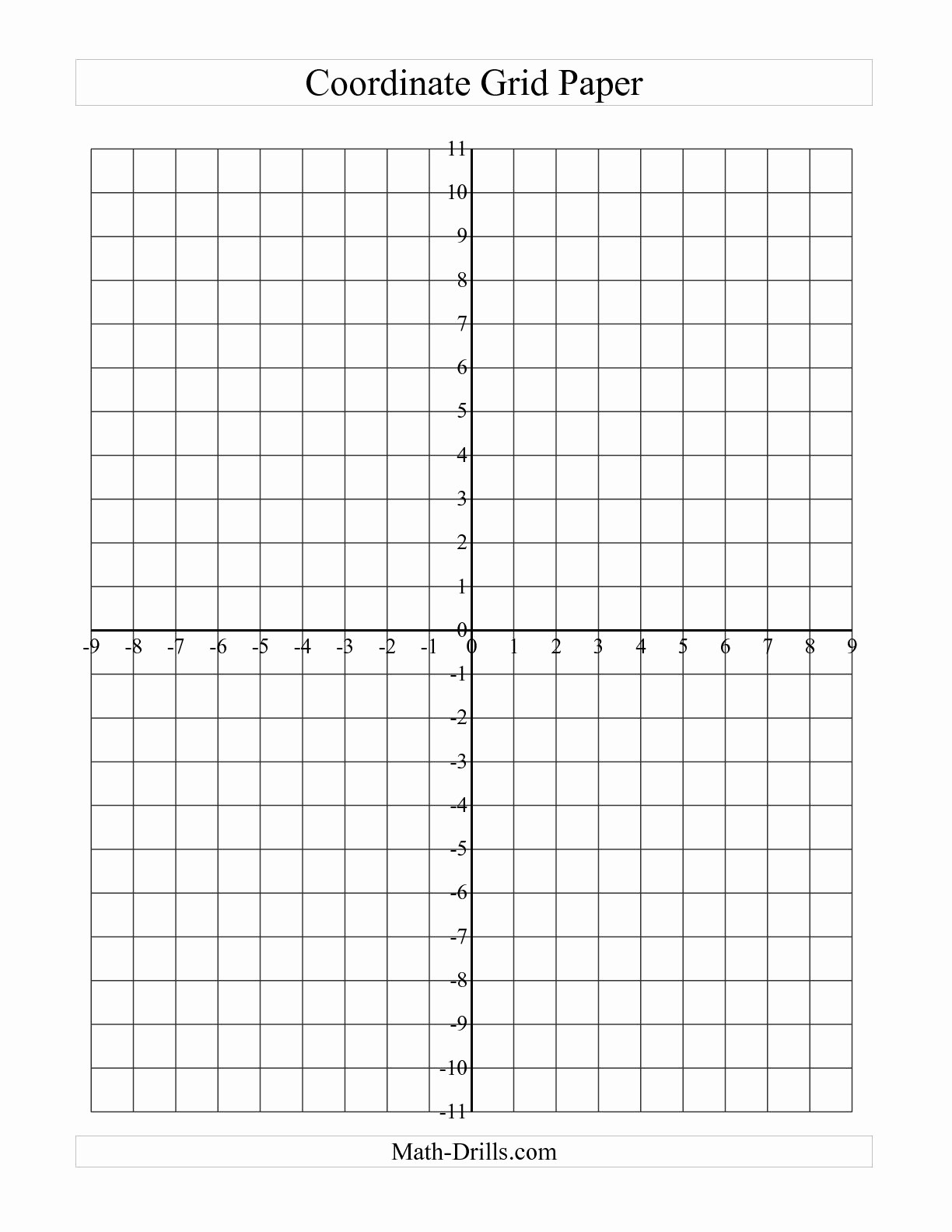 Fill In Graph Paper Online Luxury Printable Graph Paper Cartesian Plane Printable Pages
