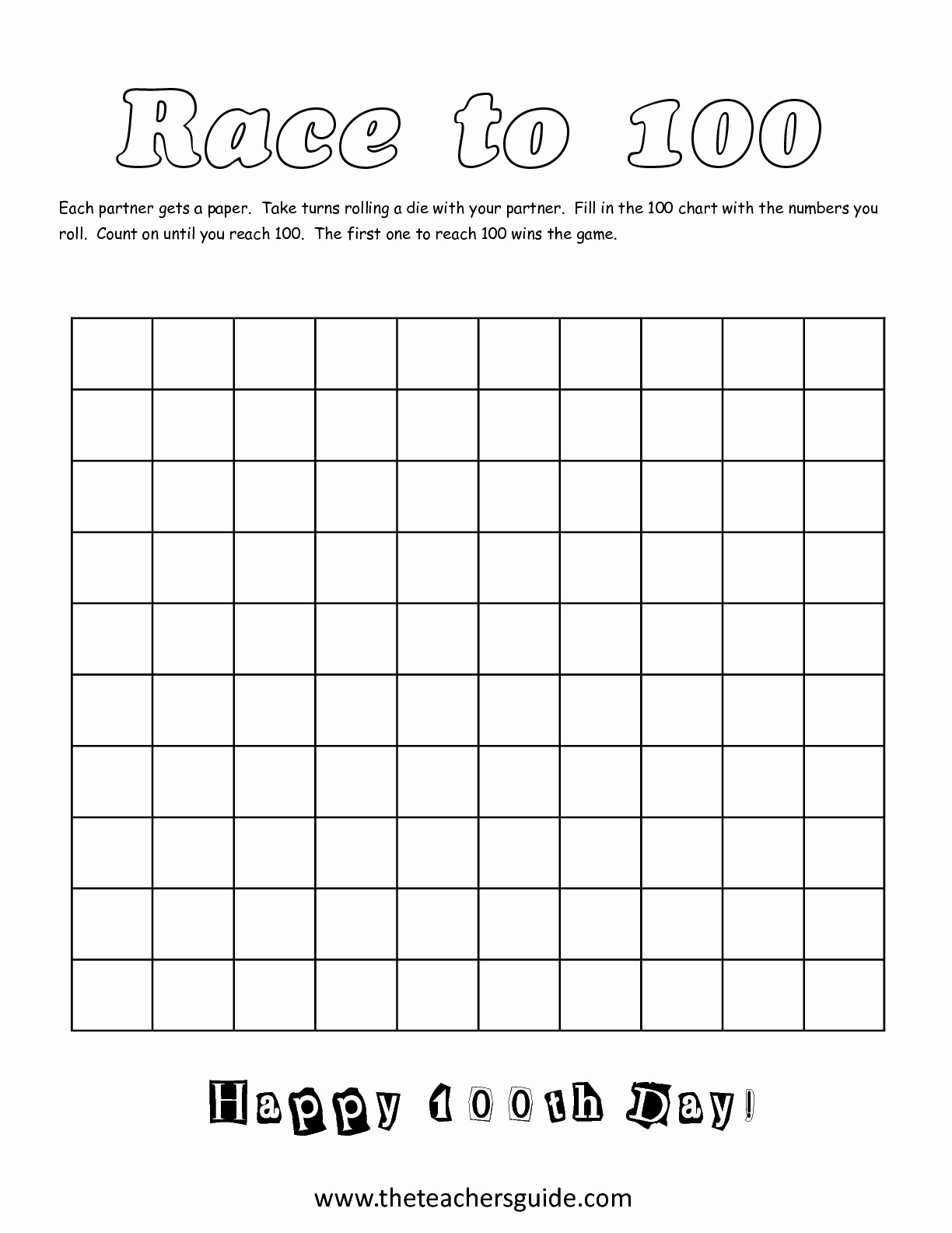 Fill In Graph Paper Online Unique Printable Blank 100 Square Grid to Pin On