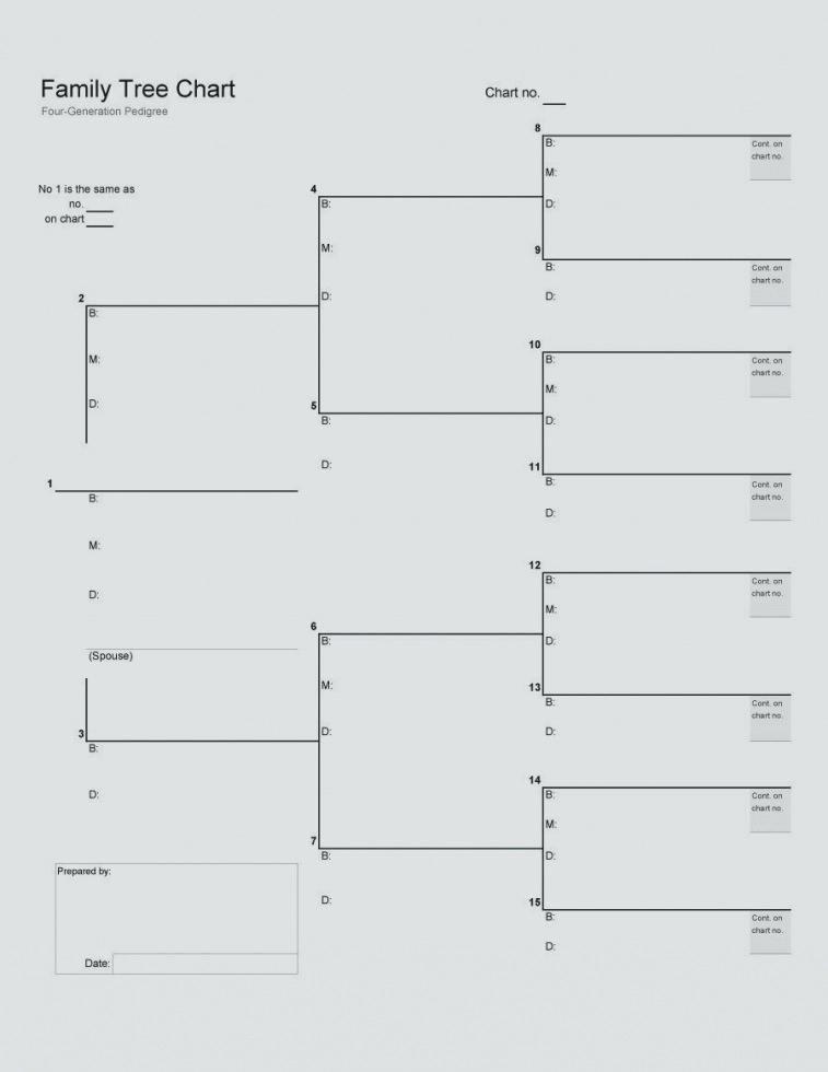 Fillable 6 Generation Family Tree Lovely 6 Generation Pedigree Chart Blank Dog Box – Clicktipsfo