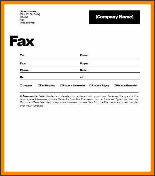 Fillable Fax Cover Sheet Template Beautiful 10 Fax Transmittal Template Sampletemplatess