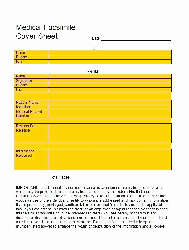 Fillable Fax Cover Sheet Template Best Of Facsimile Cover Sheet This E Page Business Plan Can