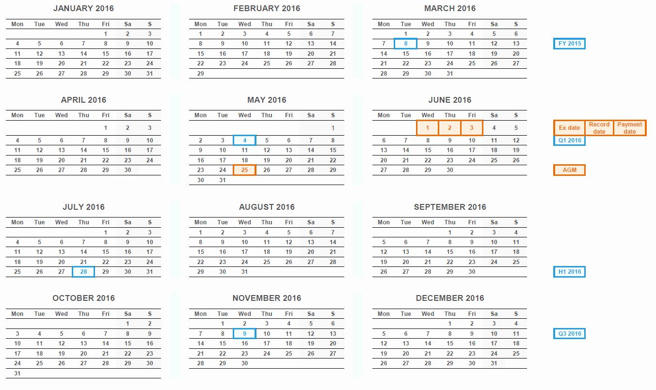 "Fiscal Year Calendar 2016 Template Lovely Search Results for ""fy 2013 Calendar"" – Calendar 2015"