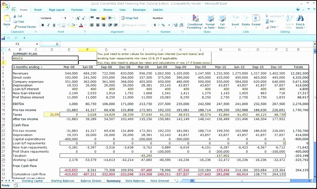 Five Year Plan Template Excel Elegant Template Yearly Business Plan Template