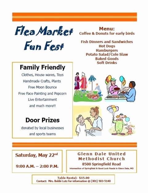 Flea Market Flyer Template Free Lovely Flea Market Flyer Template Yourweek C5e530eca25e