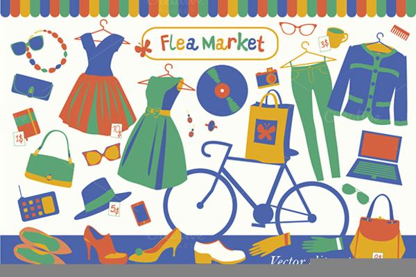 Flea Market Flyer Template Free Luxury Flea Market Clipart