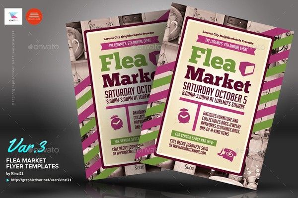 Flea Market Flyer Template Free Unique 31 Customize Marketing Flyer Templates Free Psd Ai