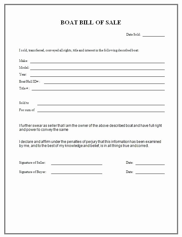 Florida Automobile Bill Of Sale Best Of Simple Auto Bill Sale Template form Ga – Fitguide