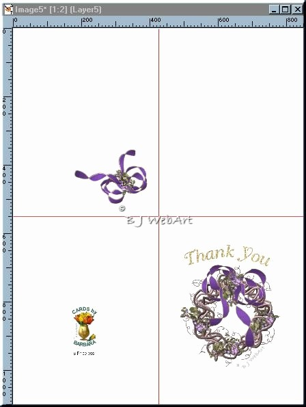 Folded Thank You Card Template New 7 Best Of Free Printable Quarter Fold Cards