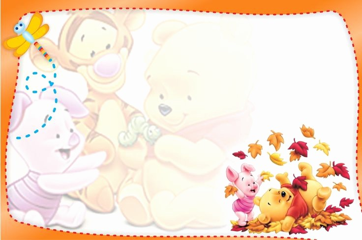 Fondos Para Tarjetas De Cumpleaños Elegant Tarjetas De Cumpleaños Winnie Pooh Para Imprimir Para