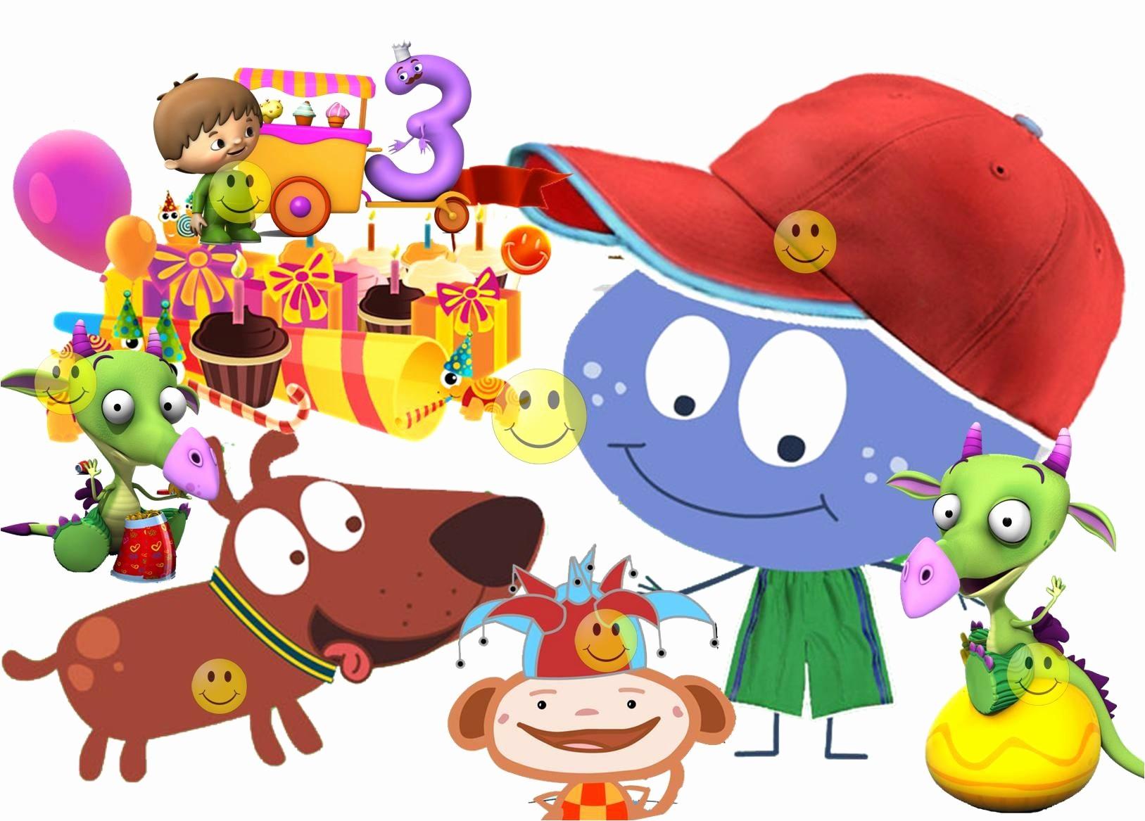 Fondos Para Tarjetas De Cumpleaños Inspirational Tarjetas De Cumpleaños Baby Tv Para Fondo De Pantalla 7 En