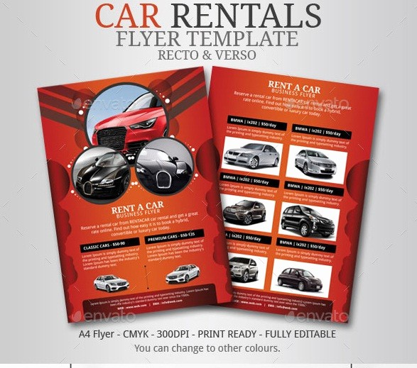 For Rent Flyer Template Free Fresh 20 Cool Automotive Flyer Templates