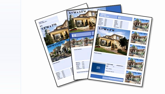 For Rent Flyer Template Free Luxury 5 House for Rent Flyer Templates