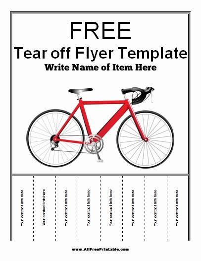 For Rent Flyer Template Free New Tear F Flyer Templates Template Free Printabl and Clever