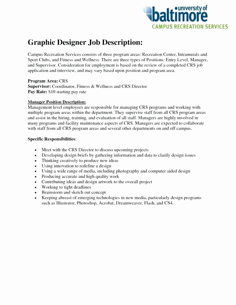 Form Of Resume for Job Luxury Template Template for Job Description form