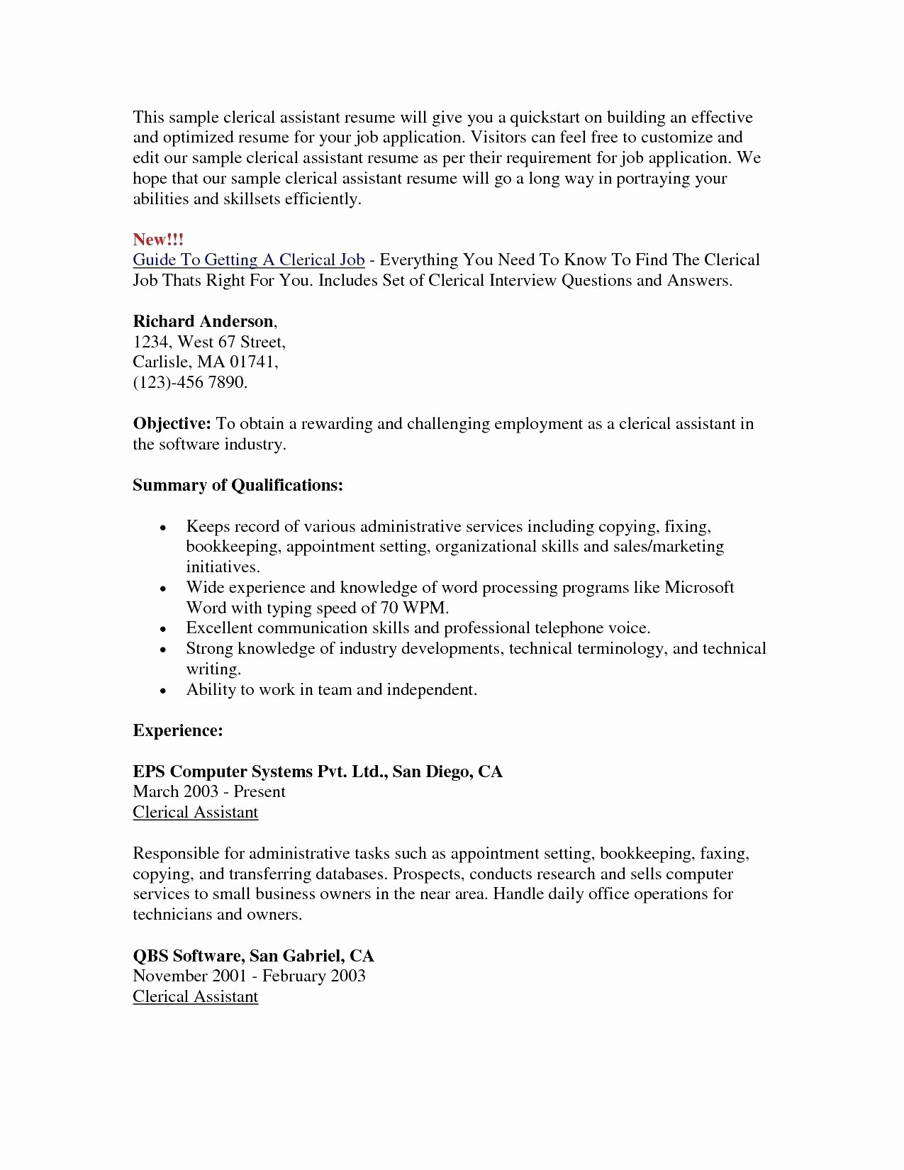 Form Of Resume for Job New Work Resume form Joselinohouse