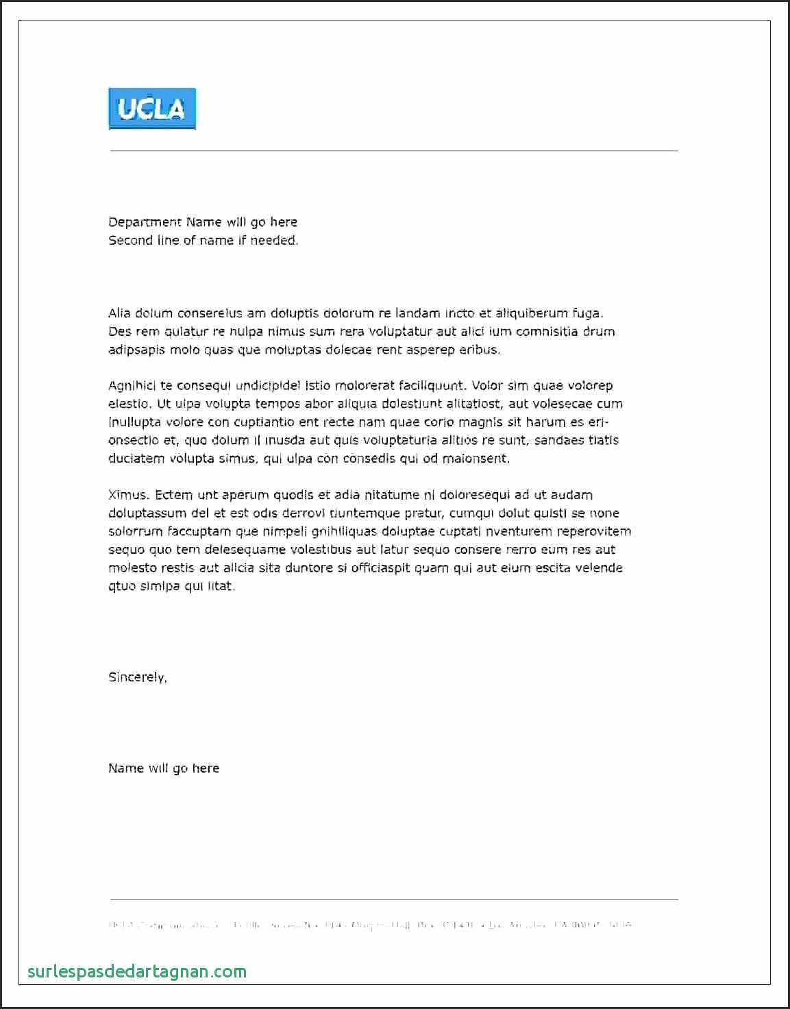 Formal Letter Template Microsoft Word Beautiful Christmas Letter Template Word Free Examples