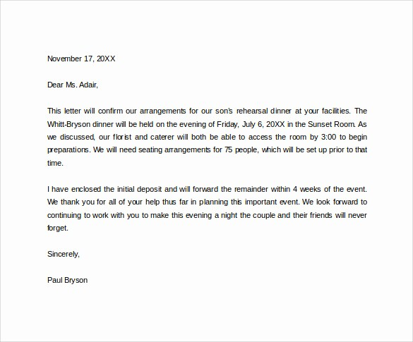 Format A Letter In Word Beautiful 30 Sample formal Business Letters format