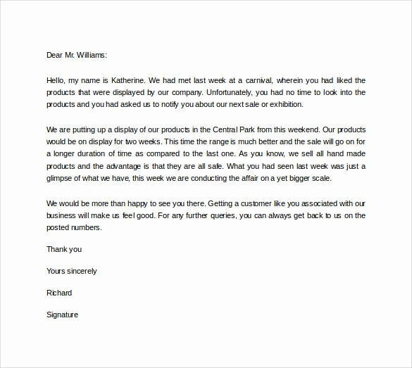 Format A Letter In Word Unique 15 Professional Letters – Samples Examples & formats