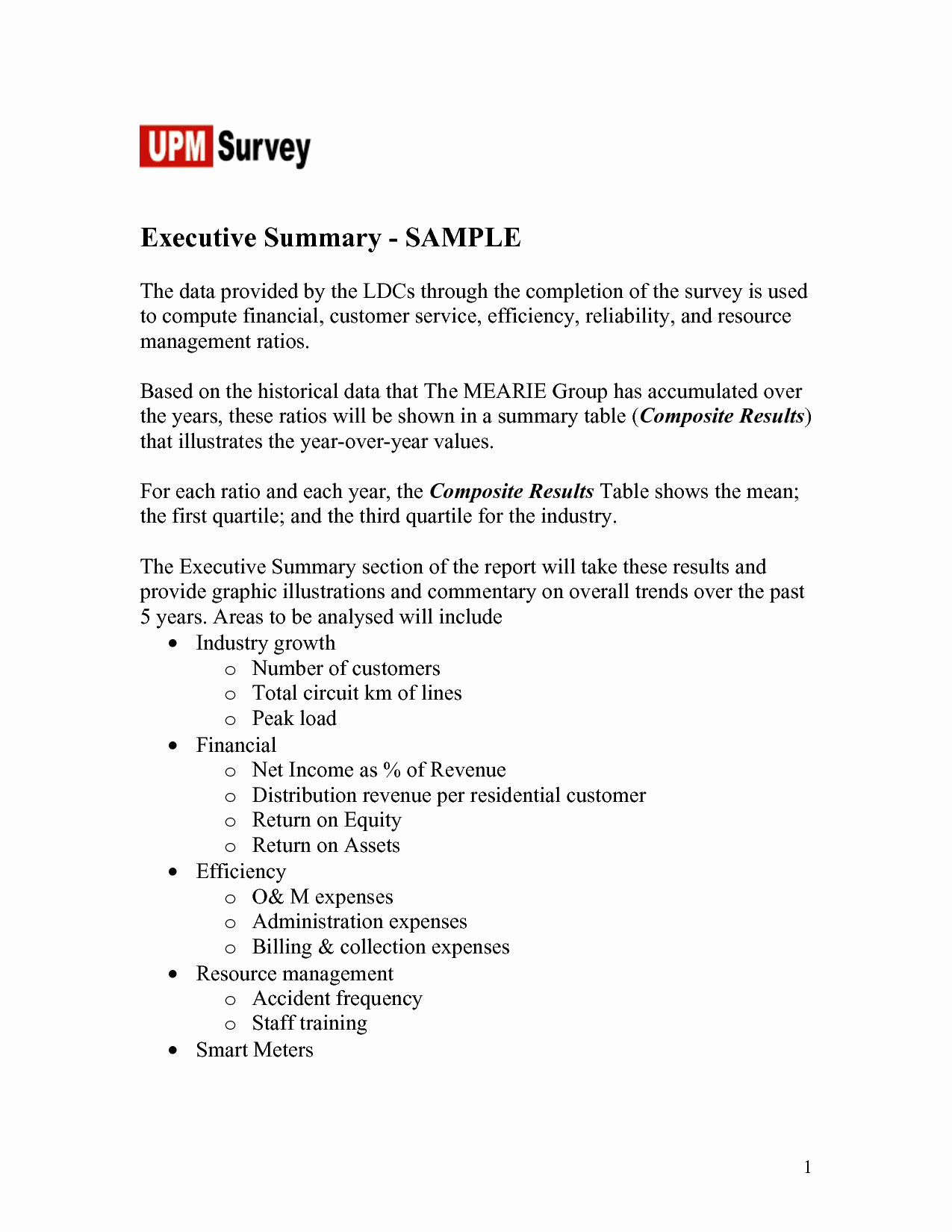 Format for An Executive Summary Fresh Example Executive Summary format Portablegasgrillweber
