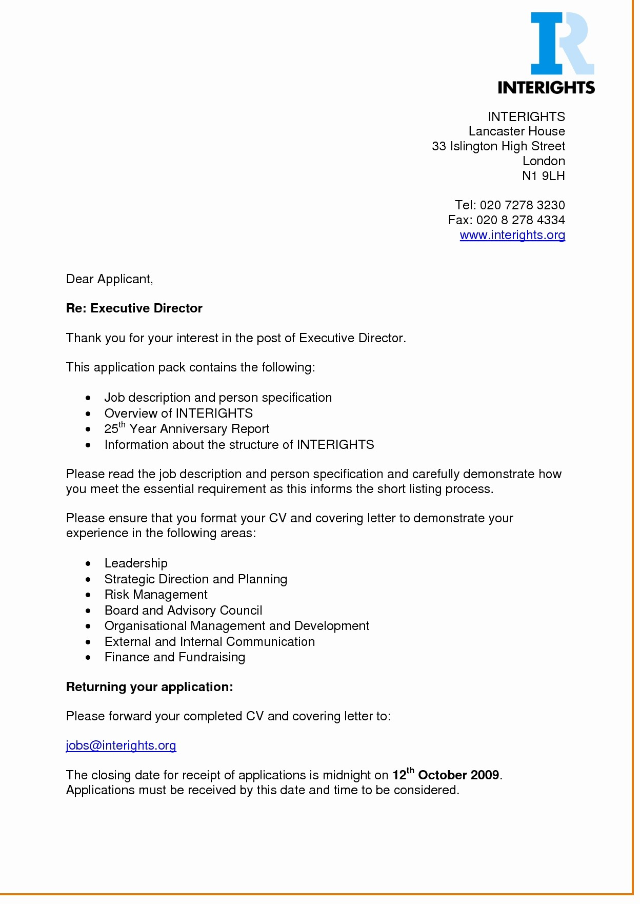 Format for formal Business Letter Lovely Business Letter Example Uk