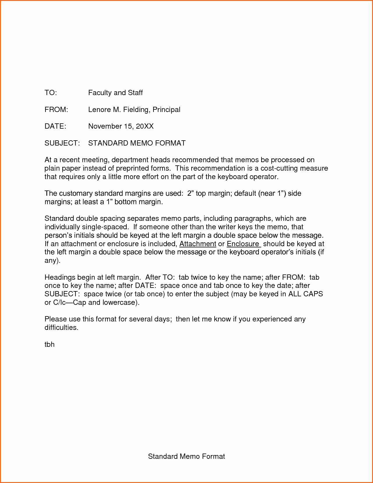Format Of A Business Memorandum Awesome 8 Business Memo format Bud Template Letter